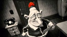 A New Thing called Asperger's Syndrom - Mary and Max (2009) ASPERGER