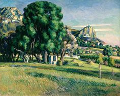 Fontcreuse, France, Duncan Grant (1885–1978), Aberdeen Art Gallery & Museums