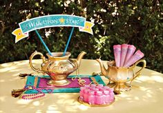 Hostess with the Mostess® - Sparkly Disney Princess Birthday Party
