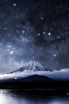 Mt.Fuji by Akifumi Homma