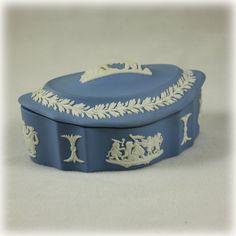 Vintage Wedgwood Jasperware Cherub Grecian by JunkboxTreasures, $30.00