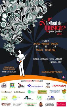 annual music festival