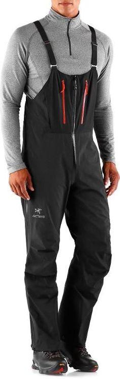 Arc teryx Men s Alpha SV Bib Pants Mountaineering 8f5798c527fb2