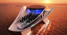 The Allochroous Yacht Concept