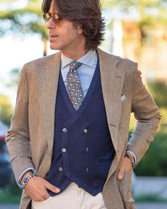 Jacket & tie , Details make the Difference & Style