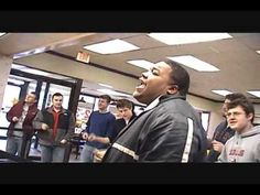 """IU's Straight No Chaser sings """"Stand By Me"""" for fast food workers - YouTube"""