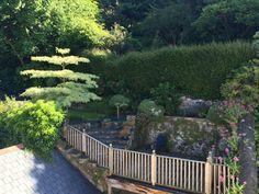 Greenmantle Gardens Ashburton Garden Projects, Home Projects, Garden Design Images, Houzz, Garden Bridge, Devon, Townhouse, Gardens, Outdoor Structures