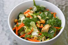 kiki creates: Lunch Salads {recipe}