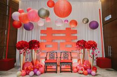 Hall of Mirrors: Jin and Su's Glamorous Wedding at the Grand Hyatt Kuala Lumpur