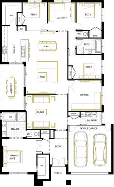floorplan -- dislike location of master suite