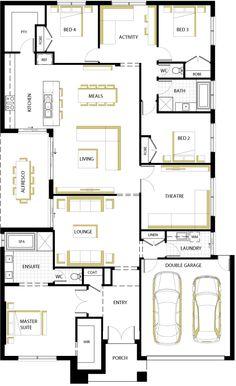 floorplan -- dislike location of master suite