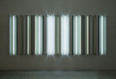 The Gallery Thomas Zander presents media/conceptual art and expanded photography. Tom Dixon, Light Art, Lamp Light, Light Installation, Art Installations, Swarovski, Art Deco, Fluorescent Lamp, Modern Art