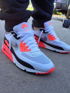 Chaussures Fille Nike Air Max 90 Leather Junior jEDUM