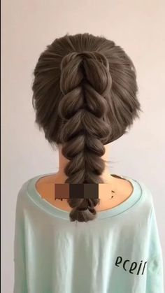 You are in the right place about flower girl hairstyles beach Here we offer you the most beautiful p Easy Hairstyles For Long Hair, Ponytail Hairstyles, Braided Hairstyles, Beautiful Hairstyles, Hair Up Styles, Medium Hair Styles, Long Hair Video, Hair Videos, Makeup Videos