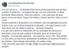 Cuentosyalma Viña del Mar Early Childhood, Short Stories, Songs, Reading, Words, Art