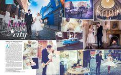 Wedding Photographer Dublin - Irish independent magazine featuring wedding of Amy & Declan - Dolinny Photography Best Cities, Wedding Pictures, Photographers, Amy, Irish, Wedding Photography, Magazine, Couples, Ireland