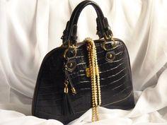 Bolsa de couro clássica -  Leather bag