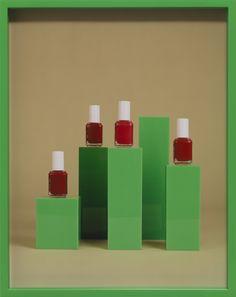 """Nailpolish"" Elad Lassry ---------- Rule of Thirds Nail Salon Prices, Trends Magazine, Film Stills, Moma, American Artists, Art Google, Art Direction, Modern Contemporary, Still Life"