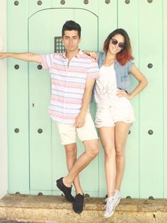 son beios Important People, White Shorts, Short Dresses, Actors, My Favorite Things, Inspiration, Style, Fashion, Mariana