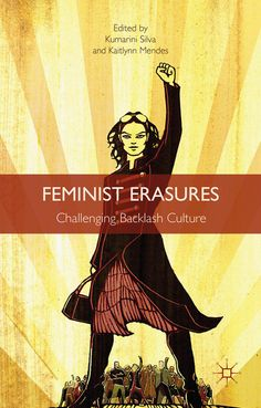 We like the use of illustration that clearly embodies the theme of empowerment and marginalisation within this book.