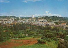 Kampala City Uganda 1968