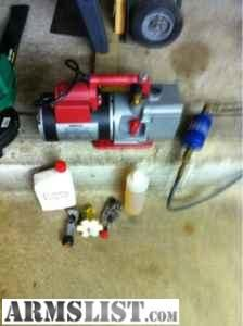 For Sale/Trade:   Refrigeration Recovery unit, Robinair Vacuum Pump, Ritchie Gauges Wrench Wheels Rims Tires