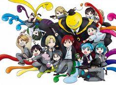 Ansatsu Kyoushitsu chibi   Chibi Anime   Pinterest   Chibi