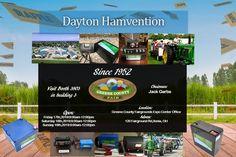 Dayton Hamvention! Twitter Website, Expo Center, Black Friday, Instagram