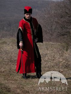 DISCOUNTED PRICE Medieval Polish mens suit Medieval by armstreet