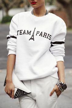 team #paris ..I found it, in Paris and I love it BellaDonna (we brought home a few)...
