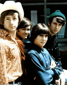 The Monkees--I even had 2 of their albums when I was a kid (got them from my neighbor's daughter who was my mom's age). LOVE!
