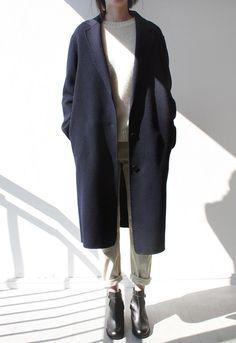 Photo (Death by Elocution) style Look Fashion, Daily Fashion, Korean Fashion, Fashion Design, Mode Outfits, Fashion Outfits, Womens Fashion, Fashion Trends, Modele Hijab