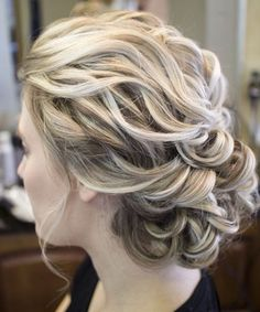 New Featured Wedding Hairstyles 2017 – 2018 for Curly Hair