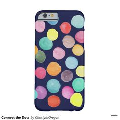 Connect the Dots  iPhone 6 Case
