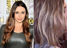 Told you the lob's still going strong. Mark Townsend recently cut this wavy, shoulder-dusting version on Elizabeth Olsen, which we can't wait to see in action on the red carpet. (The versatility! The accessories!) Inspired to