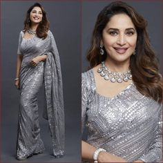 Designer Bollywood sarees At affordable prices Stylish yet elegant Dm for more Dresses With Sleeves, Actresses, Long Sleeve, Fashion, Female Actresses, Moda, Sleeve Dresses, Long Dress Patterns, Fashion Styles