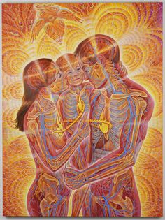 From our friend, #alexgrey, longtime supporter of #psychedelicmedicines