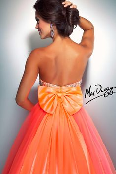 Short Strapless Chiffon Babydoll Prom Dress by Mori Lee | Style ...