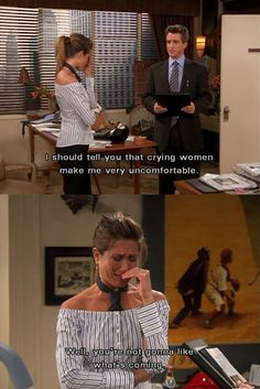 Rachel and Gavin - Season 9 Episode 12 - The One with Phoebe's Rats
