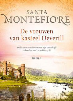 De vrouwen van kasteel Deverill bij Santa Montefiore