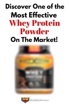 We tested and reviewed one of the most popular protein powder supplement on the market, Body Fortress Whey Protein. Does it live up to the hype? via @Olympic_Muscle