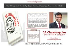 CA Chakravyuha: Enter It, Face It, Conquer It