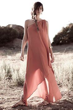 Greek Goddess  Winter Kate Spring 2012 #synvansweete @Synthia Van Sweete