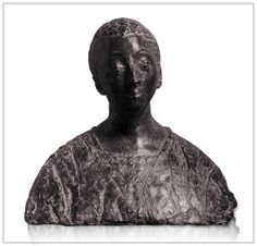 1926 WOMAN OF COLOR by LEON INDENBAUM 1890-1981. Sculpture 19 in- 50 cm. This French sculptor born in Belarus, arrives in Paris in 1911 A LA RUCHE, he works with Bourdelle and whit Maillol. It participates in the movement SCHOOL OF PARIS with his friends Foujita, Matisse, Orloff, Rivera, Giacometti, Modigliani, Soutine, Valadon, Hepworth... In 1968 Indenbaum won the prestigious Wildenstein Prize. One of his sculptures beats the world record for 1964 for a 20th century decorative artwork at…