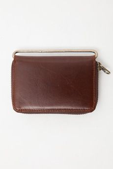 Haerfest Burnt Umber/Taupe Modular Zip Wallet