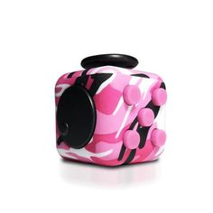 Camo Pink OMG Fidget Stress Cube by OMGFidgetToys on Etsy