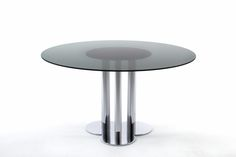 TRIFOGLIO TABLE BY SERGIO ASTI FOR POLTRONOVA
