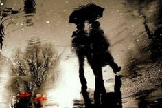 are they who walk with you in the rain and share their umbrella with you knowing full well that they'll get a little wet