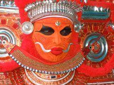 Theyyan Performer, Tellichery, Kerala