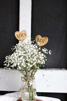 Top 17 Mason Jar Centerpiece Designs – Cheap Easy & Unique Wedding Party Day - HoliCoffee (15)